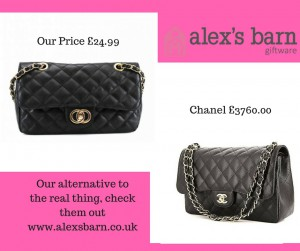 Our alternative to the real thing, checkthem outwww.alexsbarn.co.uk (1)