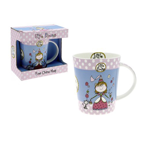 'Little Princess' Mug By Rachel Ellen