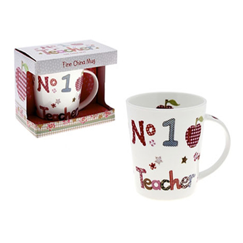 Abigail No1 Teacher Mug from the Abigail Collection