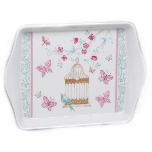 Butterfly Blossom Snack Tray
