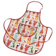 Colourful Creatures Kids Apron