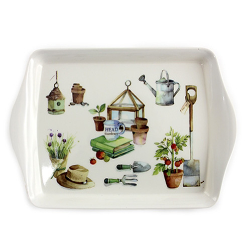 Cottage Garden Small Tray
