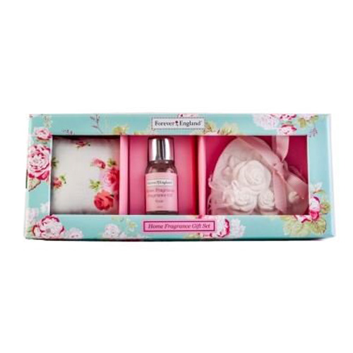 Forever England Martha Rose Fragrance Gift Set