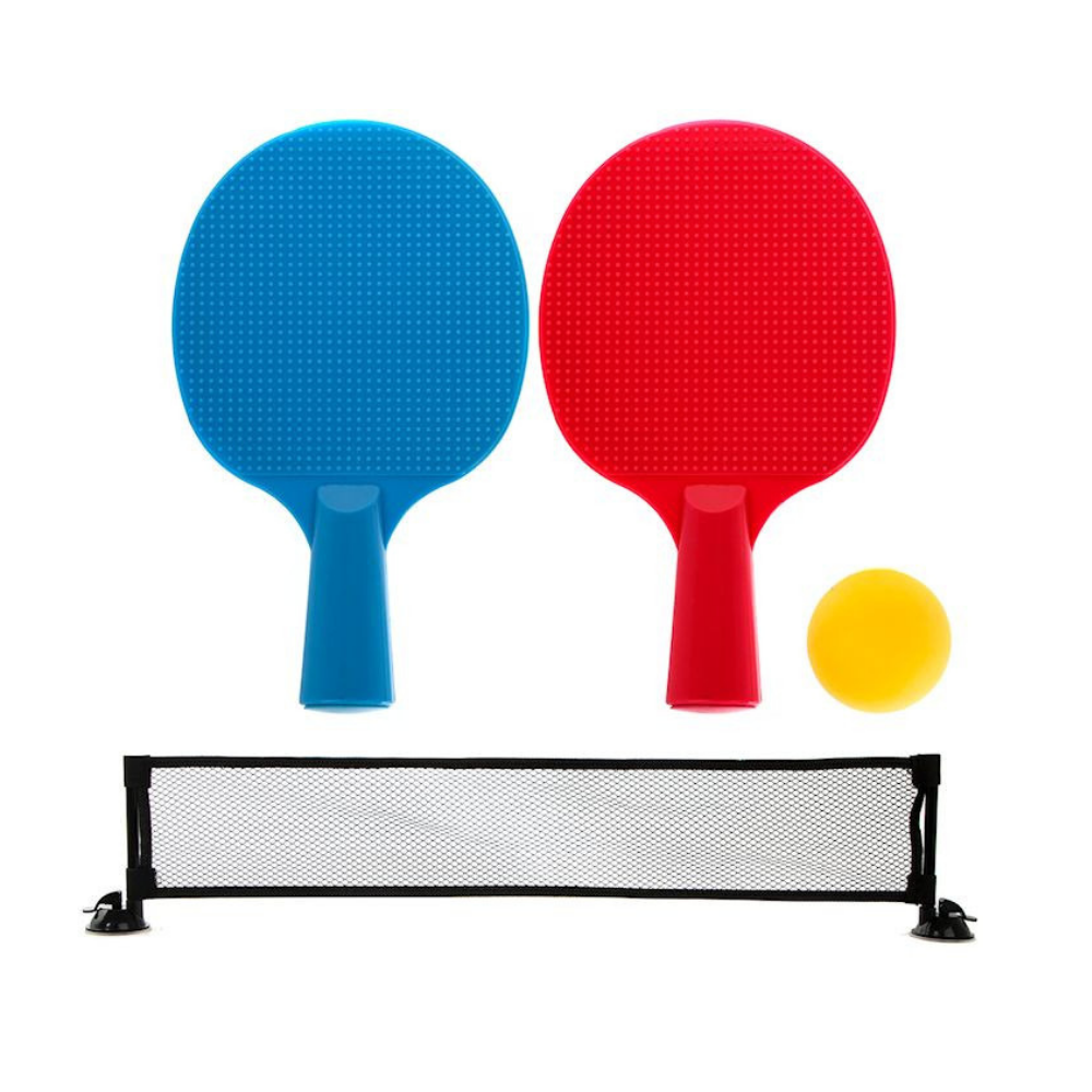 Game On Miniature Table Tennis Set