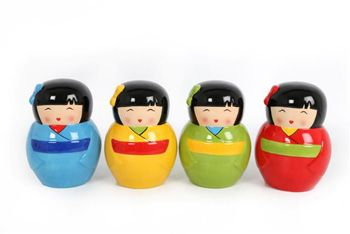 Geisha Girl Money Box