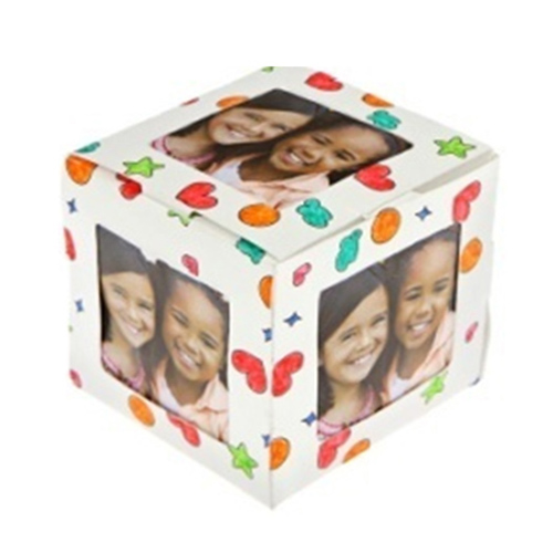 Kids Craft Items, Create Your Own Photo Cube